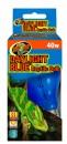 白天藍色爬蟲燈泡  40W