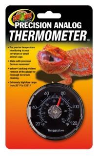 精確類比爬蟲溫度計