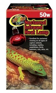 夜間紅外線熱燈泡 50W / 75W / 100W / 150W